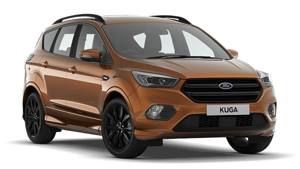 Ford Kuga ST-Line X