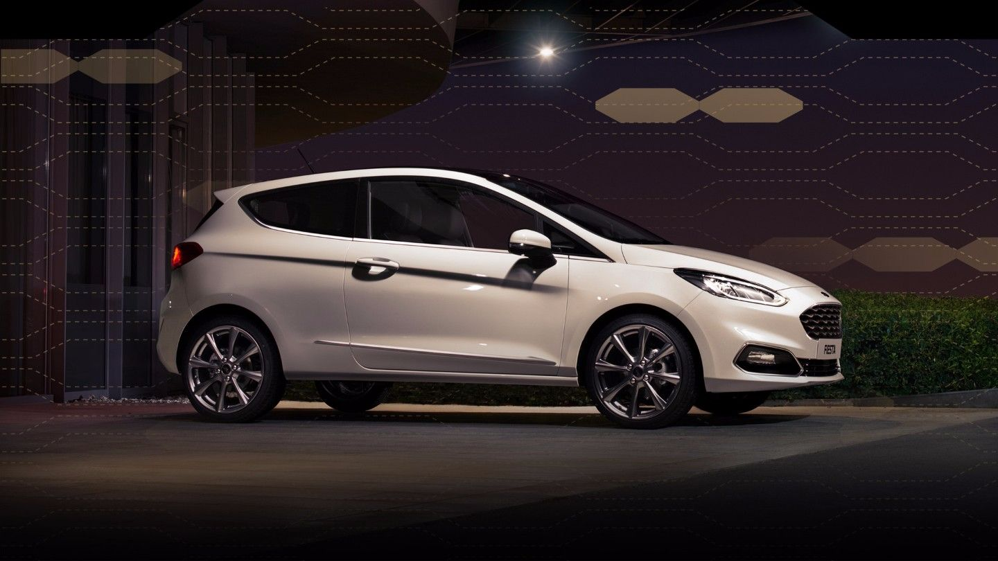 All-New Ford Fiesta Vignale