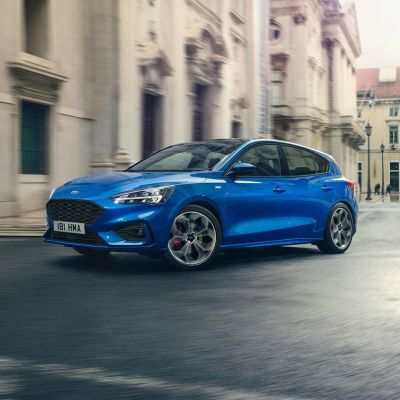 All- New Ford Focus