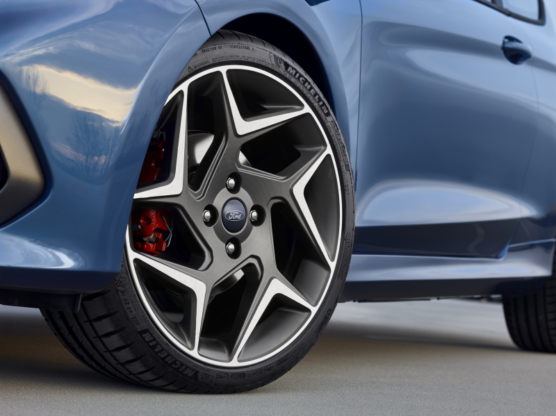 All-New Ford Fiesta ST Alloy Wheels