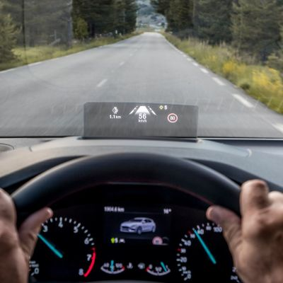 All- New Focus -Head Up Display