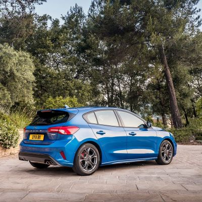 All- New Focus ST Line