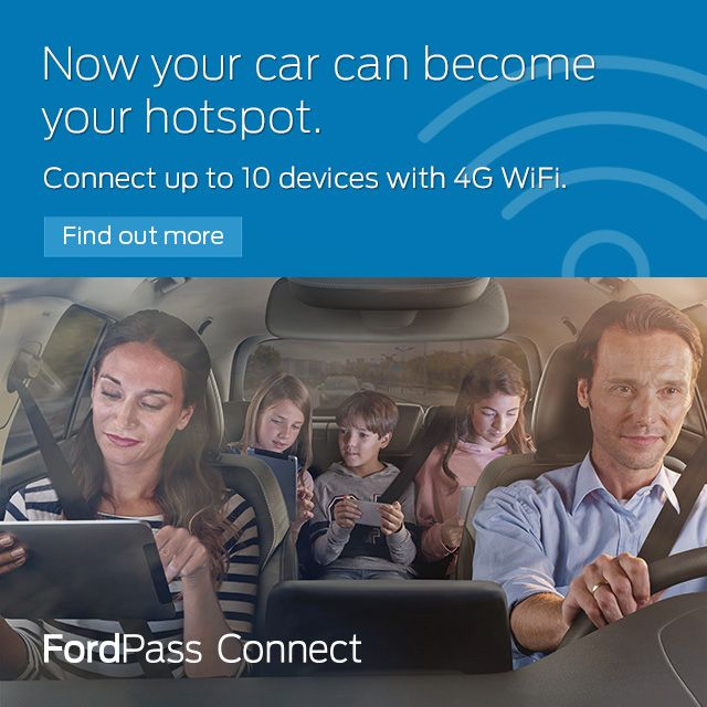 Your Car can become your hotspot