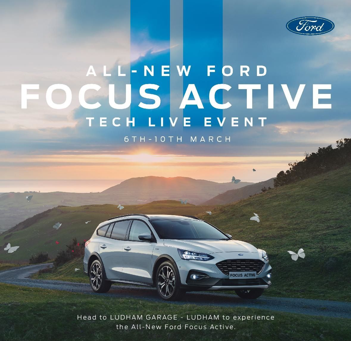 All - New Ford Focus Active