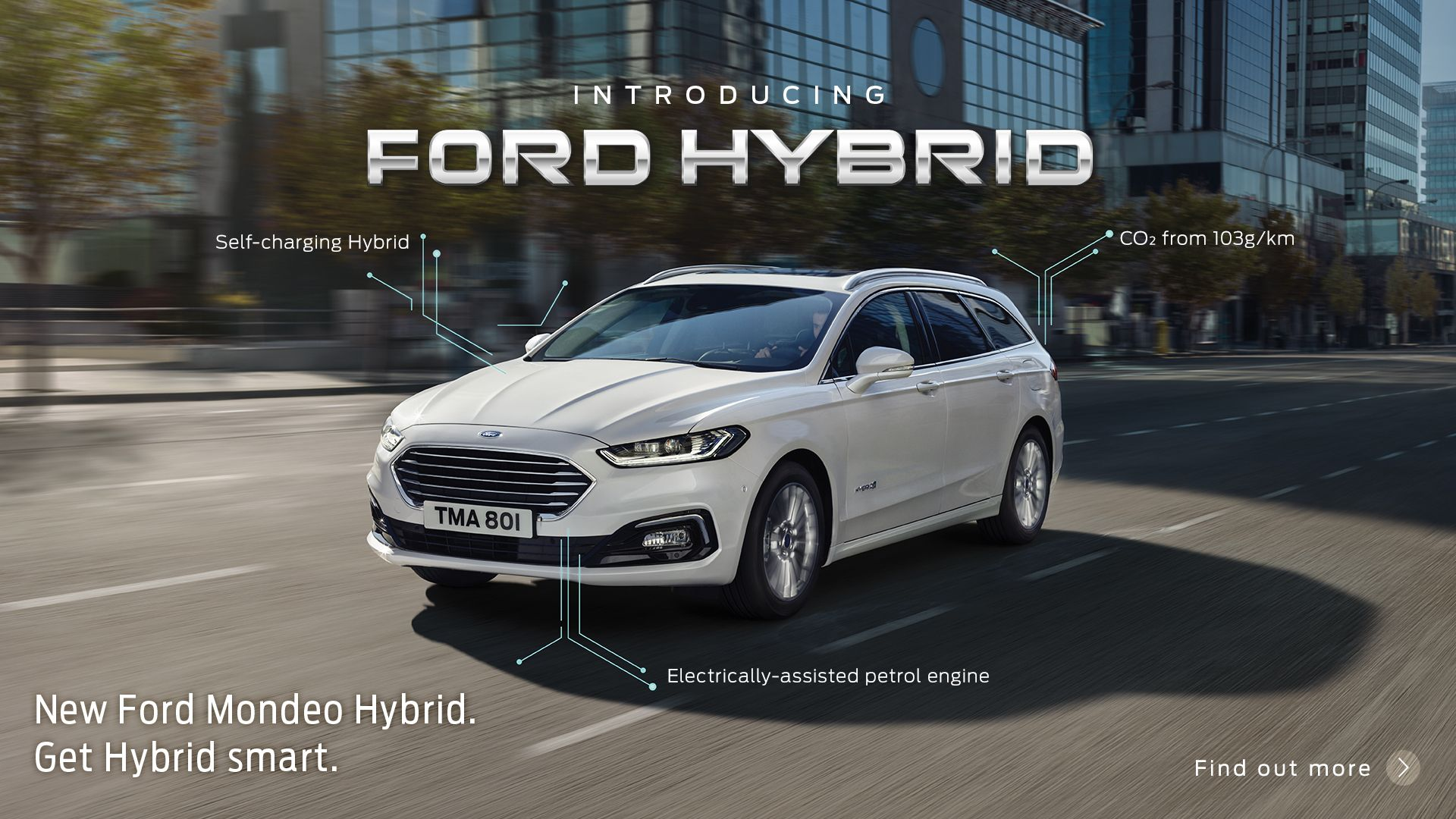 Mondeo Hybrid Call us for more details