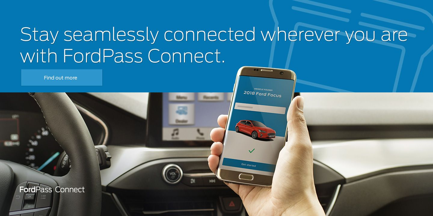 Find Out how to add your dealer -Ludham Garage Ltd  to the Ford Pass App.