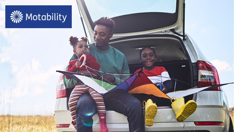 Motability Open The Door To Freedom